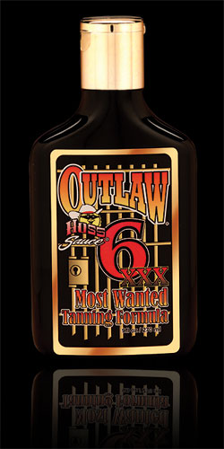 Outlaw Tanning Lotions From Hoss Sauce