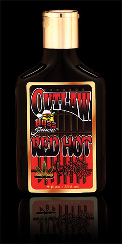 Outlaw Tingle Tanning Lotions From Hoss Sauce